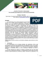Educacion y Formacion en Agroecologia