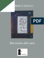Albert Caraco - Breviario Del Caos