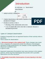 L24Catalyst Deactivation