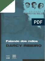 Falando de Índios, Darcy Ribeiro