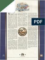 20F Rulebook Story