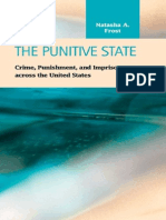 The Punitive State Crime, Punishment, And Imprisonment Across the United States (Criminal Justice Recent Scholarship)