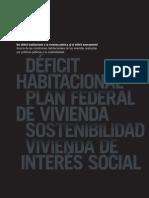 Del déficit Habitacional a La Vivienda Pública