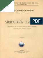 Simbología Arcaica (fascimil)
