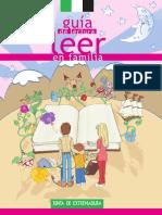 Guia de lectura-Campaña Leer en Familia