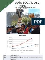 2.2 Geografía Social Del Perú