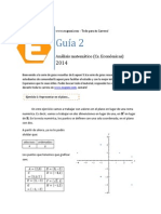 Guia 2 de Funciones (Analisis Matematico)