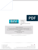 analisis y evalucion de riesgos