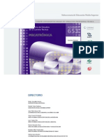 Plan de Estudio Mecatronica DGCFT