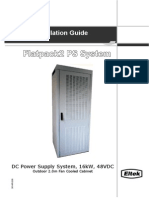 Installation Guide Flatpack2 PS System Outdoor v4
