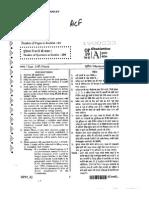 RPSC ACF Exam 2011 Statistics Question Paper