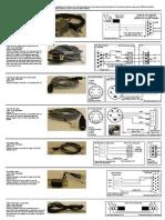 Tipos de Conectores Para Actualizar Firmware en Plasma y Lcd