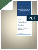 DERECHOS REALES