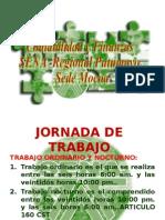 Nomina y Prestaciones Sociales 2014