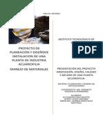 MANEJO-De-MATERIALES Ultimo e Falta Los Costos La Matriz PDF