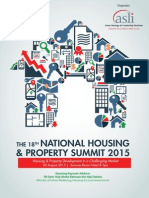 National Housing & Property Summit 2015