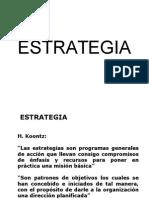 Estrategia 2014