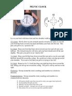 Pelvic Clock