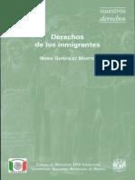 Derechos de los inmigrantes - Nuria Gonzalez Martin