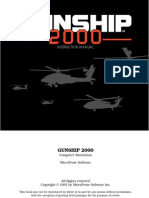 Gunship 2000 Manual
