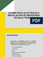 acometidas electricas e instalaciones de medidores en baja tension.pdf