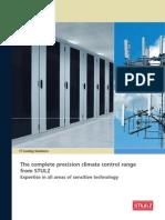 STULZ Complete Precision Cooling Brochure
