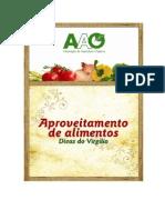 Aproveitamento de Alimentos