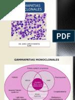 GAMAPATIAS MONOCLONALES