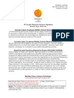lockhart 8 science syllabus 2015-16