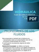 Clase 2 Hidraulica