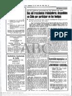 Pagina Prensa 1983 Despidos en el Cobre