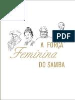 A Força Feminina do Samba