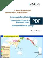Conceptos Beneficio Minerales