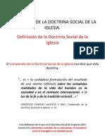 Curso Moral Social y DSI II 2014