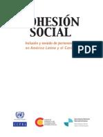 Ottone Sojo 2007 Contrato de Cohesion Social