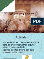 Los críticos de arte.pptx