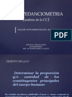 Clase 1 Biompedanciometria