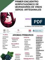 Los Defectos Del Vino Logos 1509