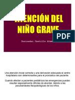 Atención Del Niño Grave