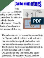 1b - Bomb Calorimeter