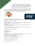 Definisi Protein