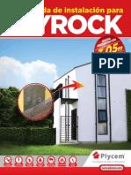 Manual de Inst Plyrock Amarillo 16 Marzo