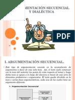 Argumentación Secuencial y Dialéctica