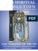 The Paradox of Truth - Your Spiritual Revolution eMag - July 2008 Issue