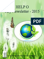 HELP-O July English Newsletter 2015