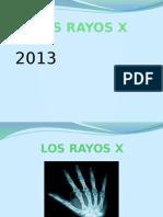 LOS RAYOS X 2