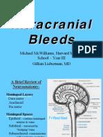 McWilliams Intracranial Hemorrhage