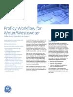 Workflow Water Manufacturing Software