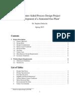 UL 2015 Senior Design Project Description
