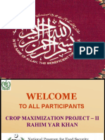 Wheat Production Technology